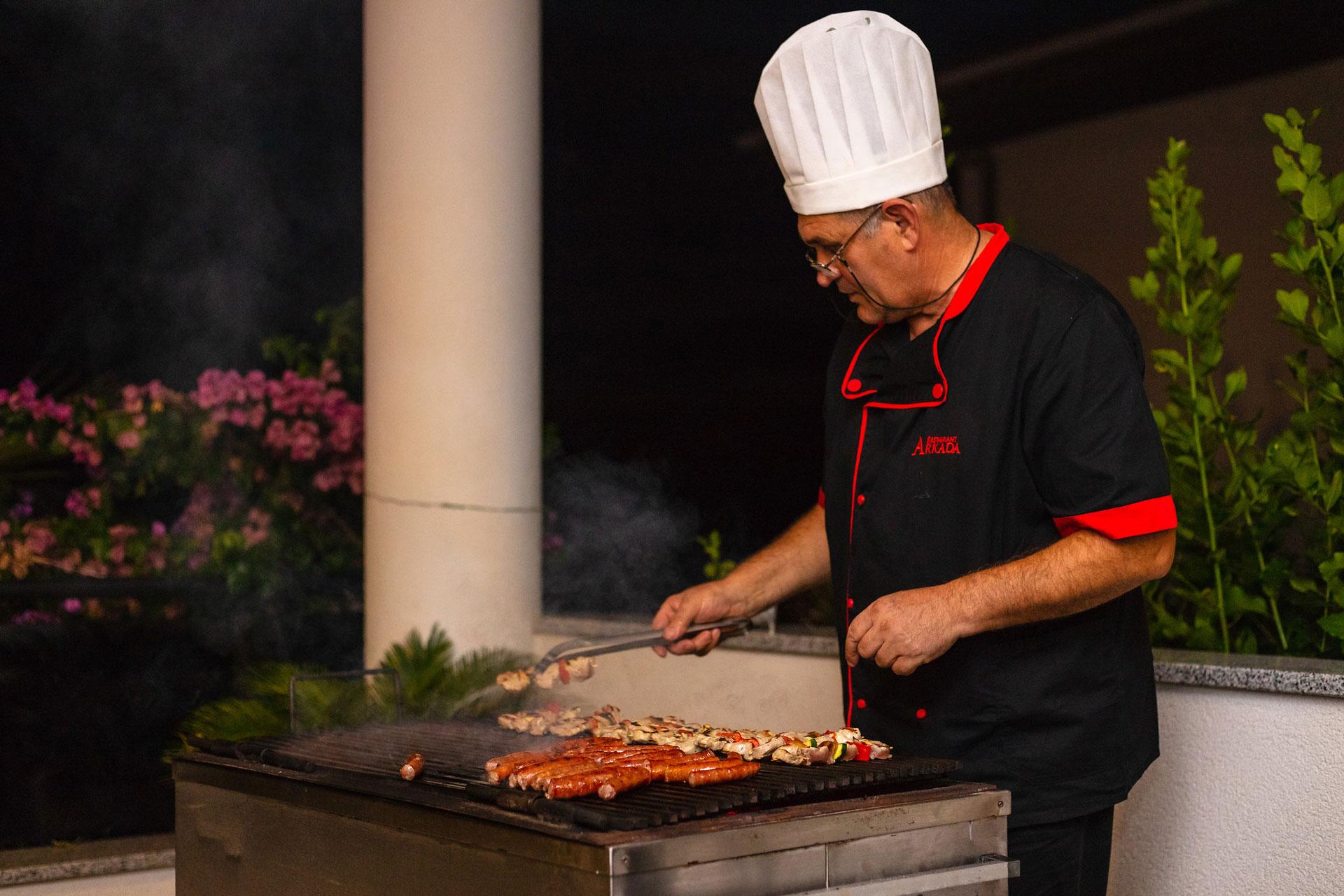 the villa week, all-inclusive holiday, luxury all-inclusive villas, private chef