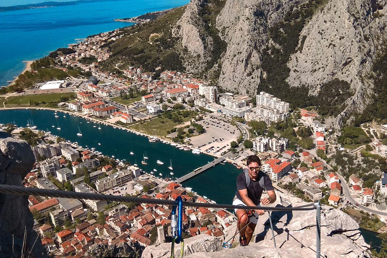 the villa week, all-inclusive holiday, luxury all-inclusive villas, mountain climbing