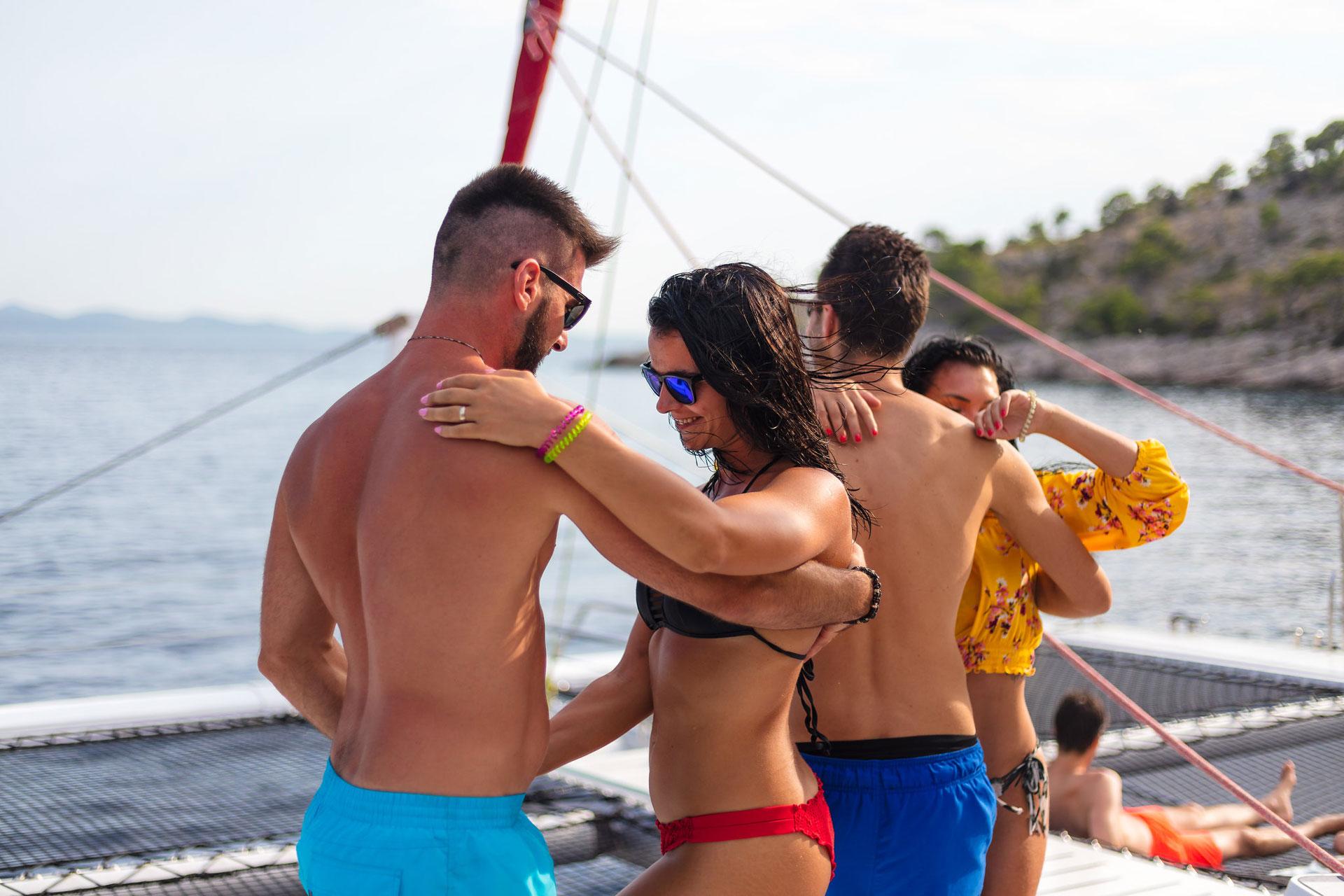 the villa week, all-inclusive holiday, luxury all-inclusive villas, salsa session